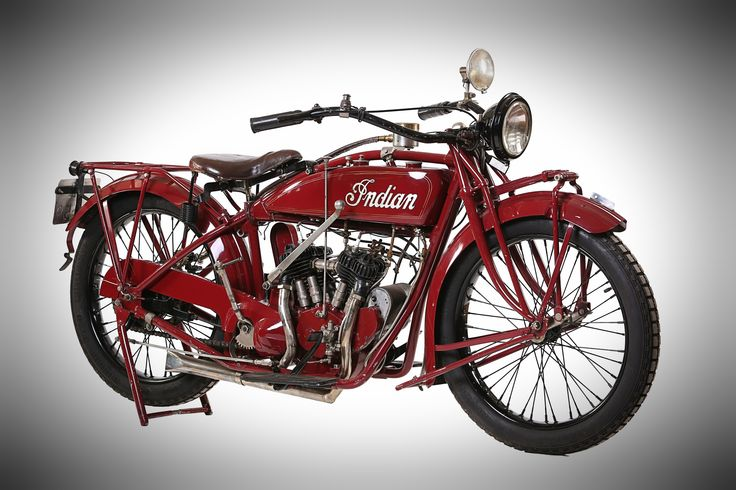1923 Indian Scout on display at Classic Motorcycle Mecca, Invercargill. NZ. For more info visit transportworld.nz