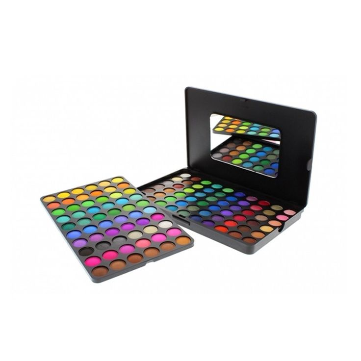 Supermodels Secrets 120 Color Eyeshadow Makeup Palette 2nd Edition ** You can find out more details at the link of the image.