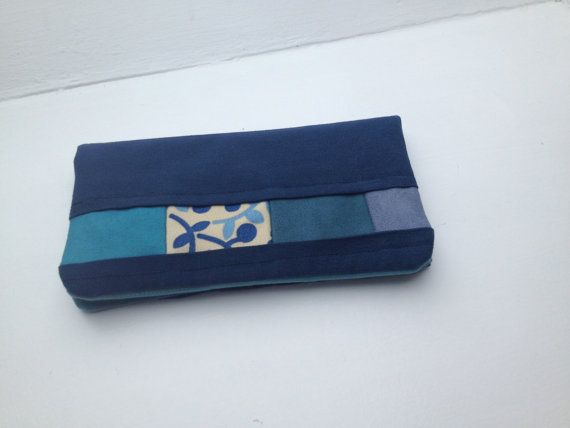 Clutch and card holder by ByWognsen on Etsy