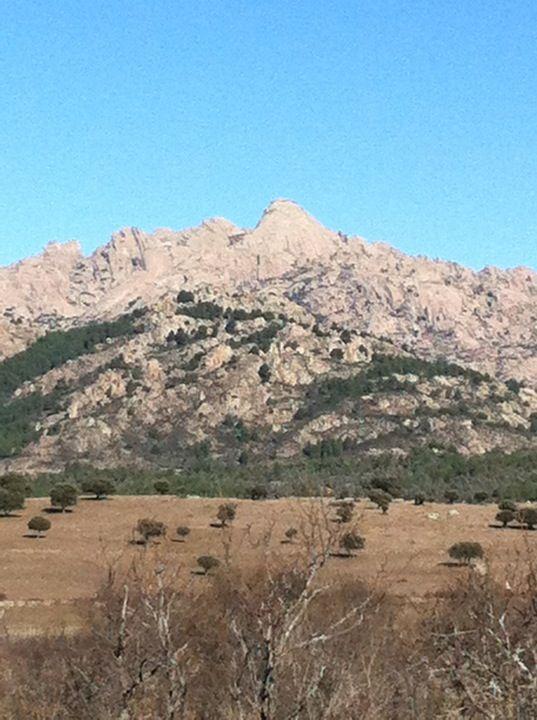 #ElBoalo en el Parque Nacional de la Sierra de Guadarrama.
