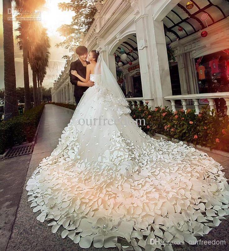 1238 best Wedding Dresses images on Pinterest | Bridal dresses ...