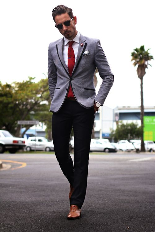 14 best Suits images on Pinterest | Weddings, Man style and Facts