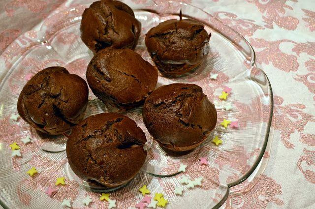Muffins χωρίς αυγά και γάλα