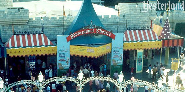Disneyland Closures