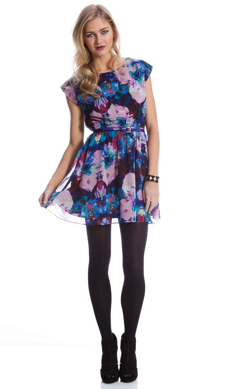 AlibiOnline - Opulent Obsession Tea Time Dress by COOPER ST, $159.95 (http://www.alibionline.com.au/opulent-obsession-tea-time-dress-by-cooper-st/)