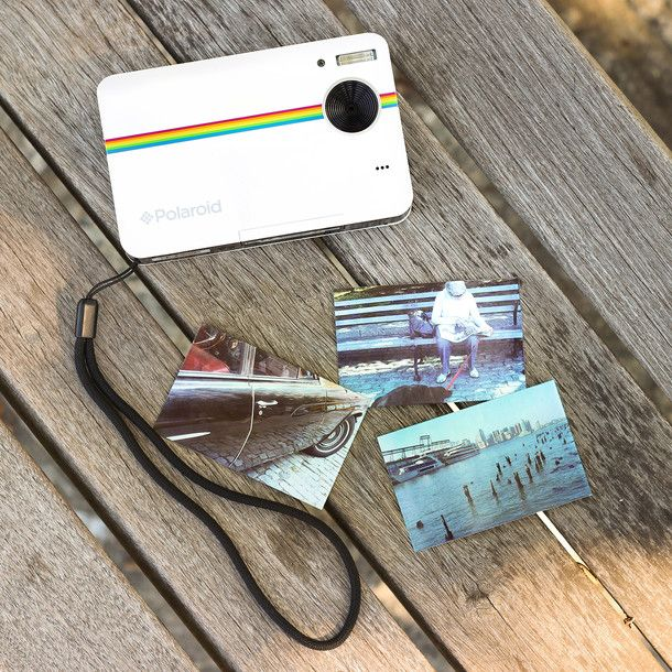 Digital Instant Camera White by Polaroid