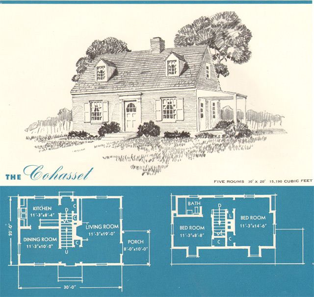 House plans by adrienneandco 50 other ideas to discover for 1940s home plans