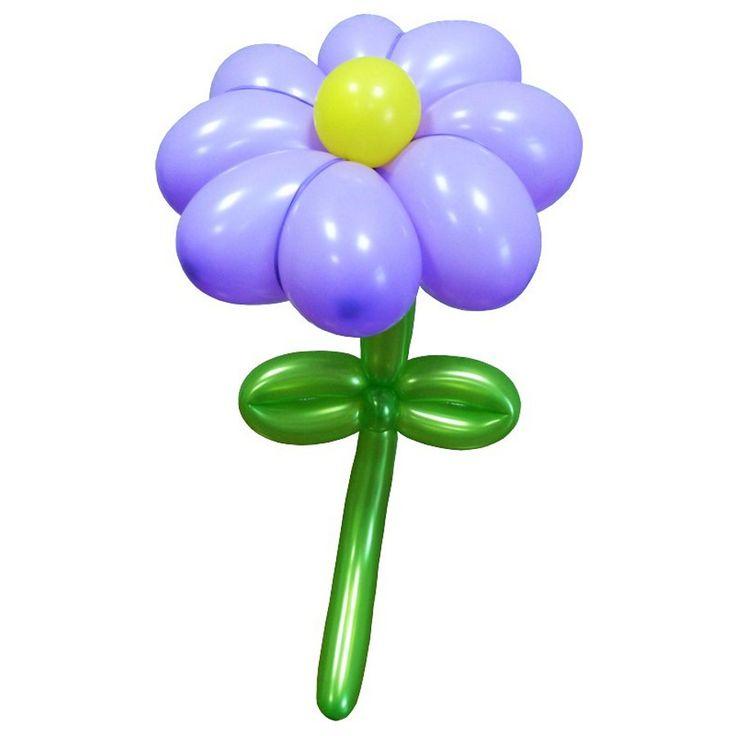Картинки цветов из шаров