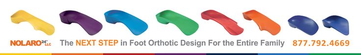 Did you know that we now sell nolaro quadra step and little step orthotics at Richmond Foot And Ankle clinic, Come down to Richmond Foot And Ankle clinic to purchase one located at 1323 West Third Street , Dayton Oh, 45402