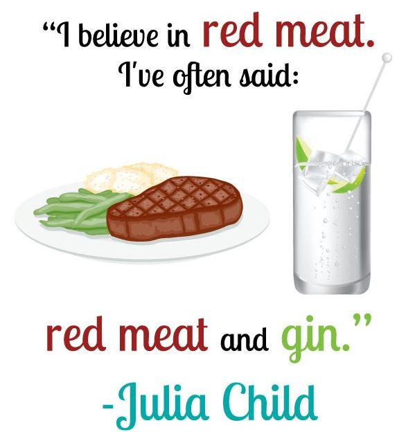 Julia Child quote 8 by blankPixeIs, via Flickr