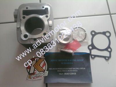 Paket Bore Up Kawasaki KLX 63mm Merk Kawahara Racing Info Harga & Pemesanan Silahkan Hubungi 083831226438