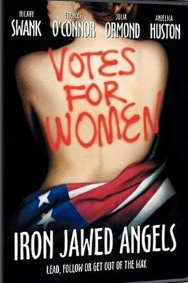 feminism in iron jawed angels Iron jawed angels (2004) is a highly acclaimed film about the american women's rights movement during the early 1900s produced by hbo films alice paul.