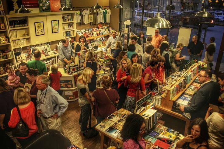 Parnassus Books, Nashville, Tennessee