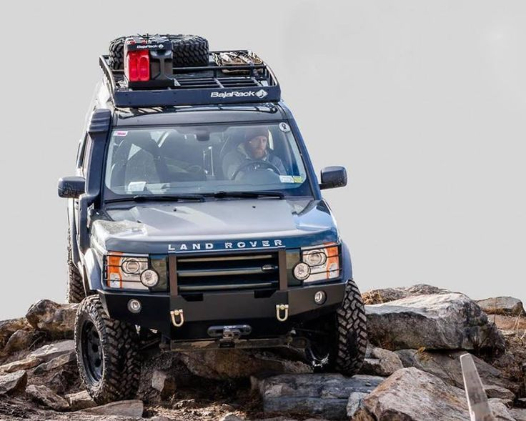 Ultimate off-road for a Disco
