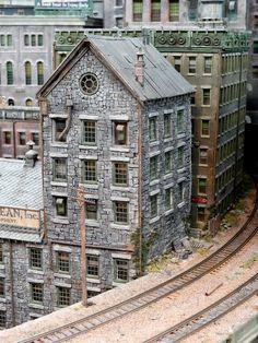 """Franklin & South Manchester Revisited. """"The stone work on that building is incredible."""" John S."""