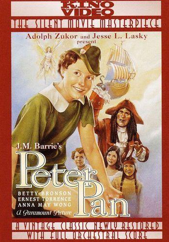 Peter Pan [DVD] [1924]