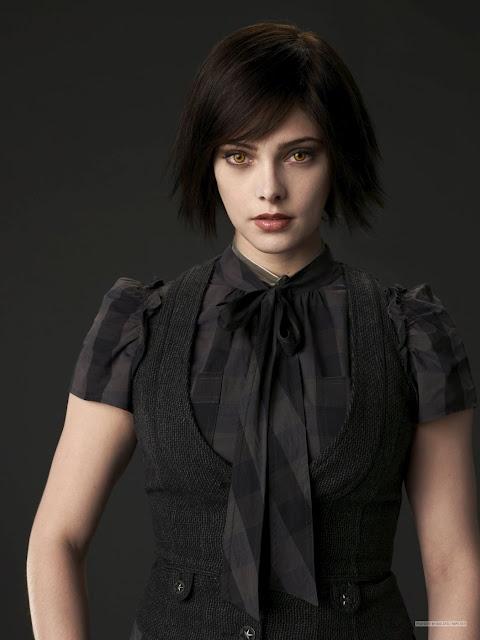 Ashley Green, Alice Green in Twilight (2008), New Moon (2009), Eclipse (2010)