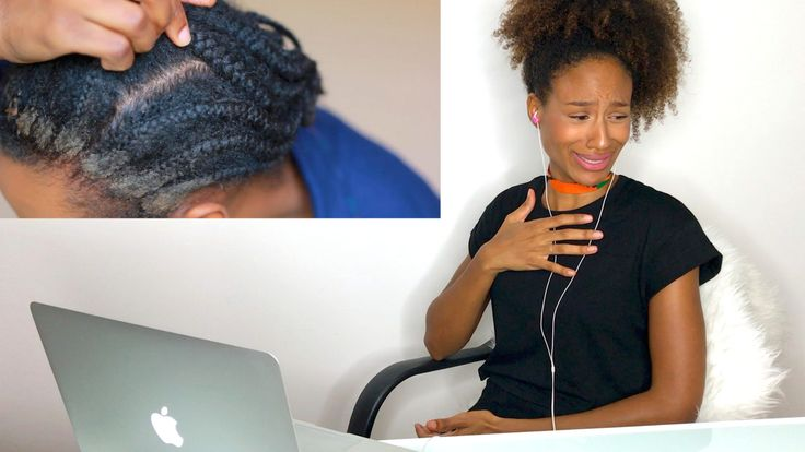 Elle ne se lave pas les cheveux pendant 3 mois   – Cheveux crépus frisés bouclés