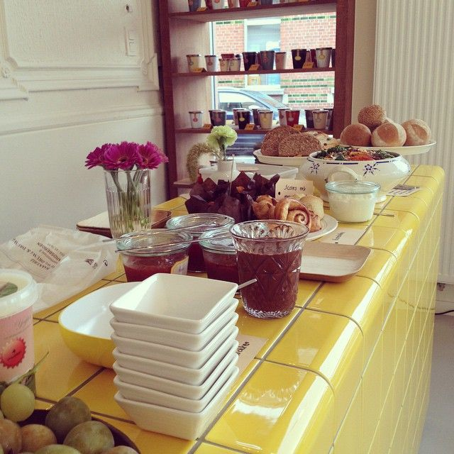 Lathee Matinee ontbijtbuffet. Staat elke zaterdagochtend klaar!
