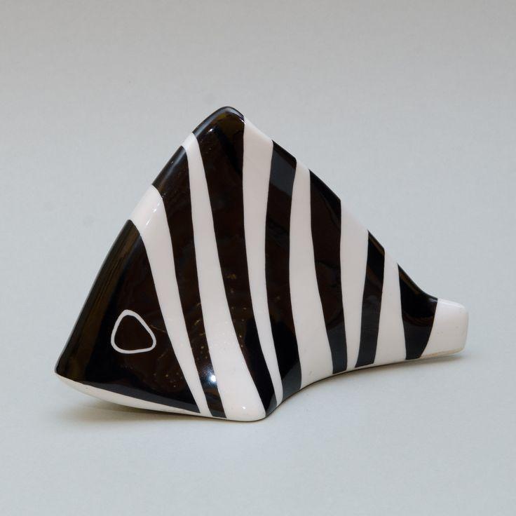 Figurka Ryba Skalar, Chodzież, projekt: Henryk Jędrasiak