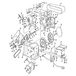 Sears Craftsman Bench Grinder Stand