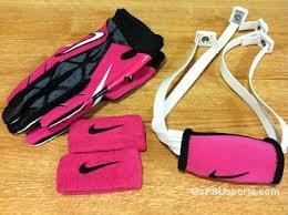 football gear(breast cancer)