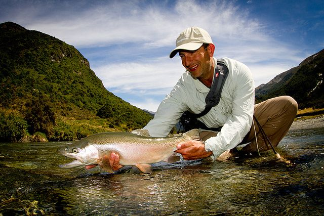 17 best images about fly fish new zealand on pinterest for Fly fishing new zealand