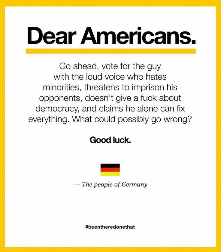 HELP ME GERMANY ~SINCERELY A 16 YEAR OLD HISPANIC GIRL WHO WILL HAVE TO CLEAN UP MY GOVERNMENTS FUCKING MESS