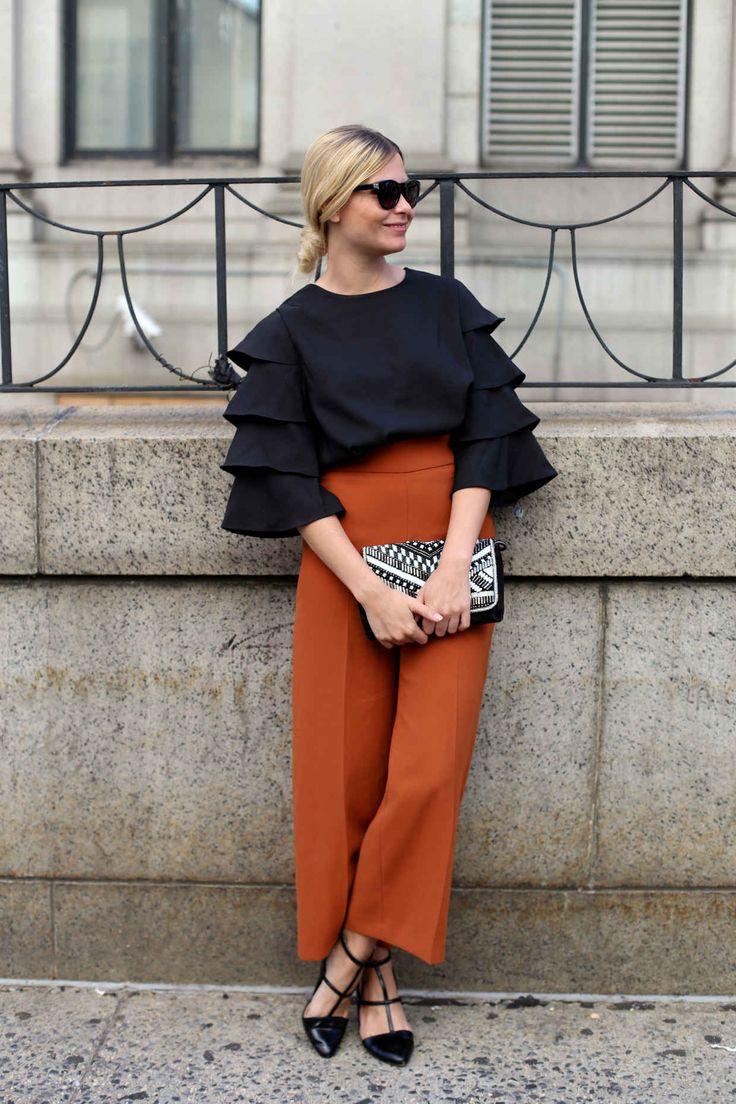 Fashion illustrator Mats Meyer. Photo: Angela Datre/Fashionista