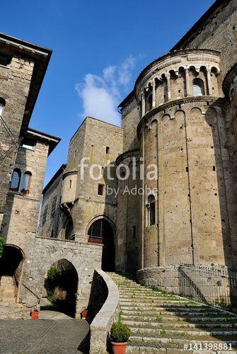 Anagni - Frosinone - Lazio - Italia. Cattedrale di Santa Maria