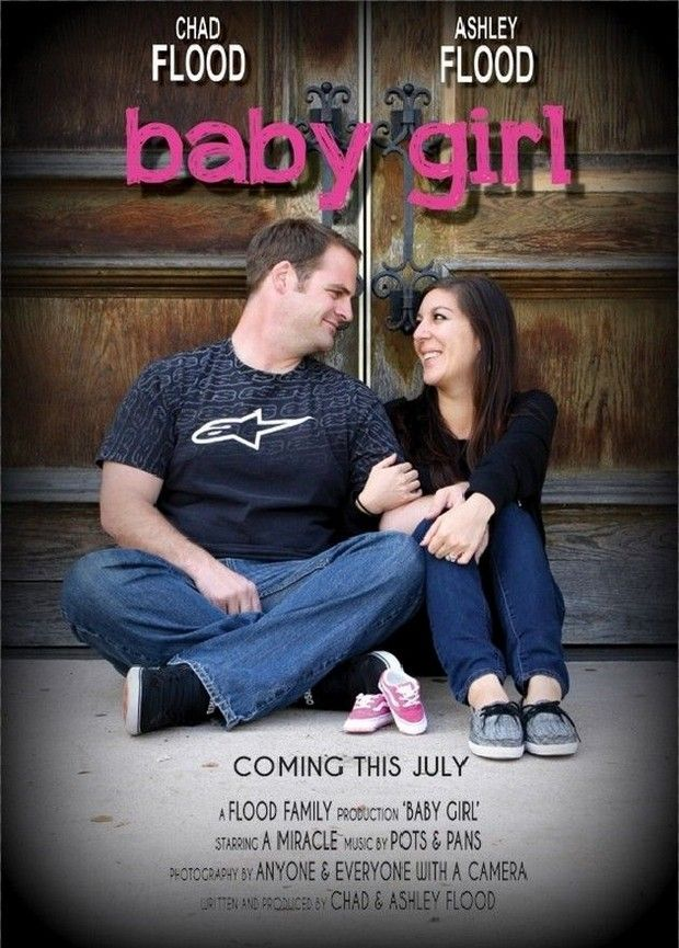Funny and Unique Baby Announcement
