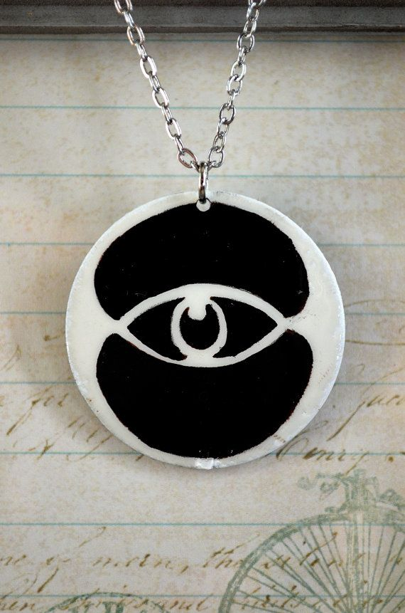 erudite symbol divergent pendant with metal by