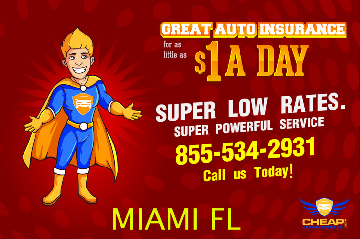 Cheap car insurance miami florida stop over paying on