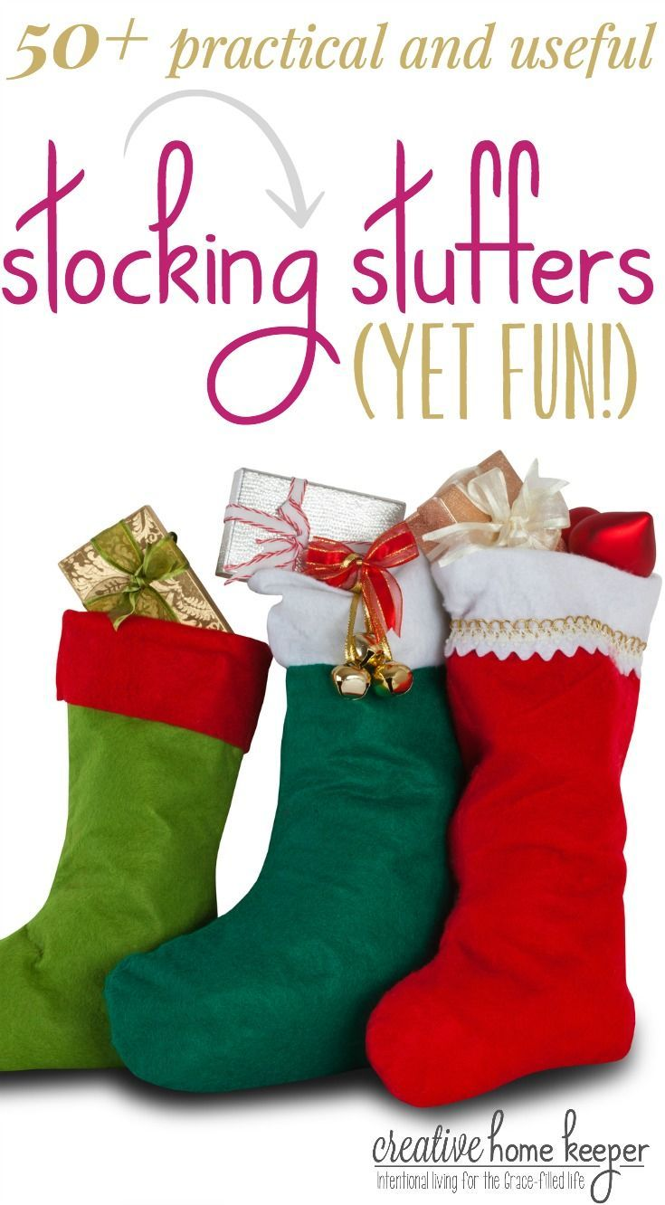 50 practical and useful yet fun stocking stuffers for Unique stocking stuffers adults