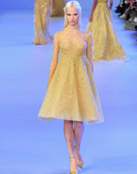 Elie Saab Haute Couture Spring Collection 2014