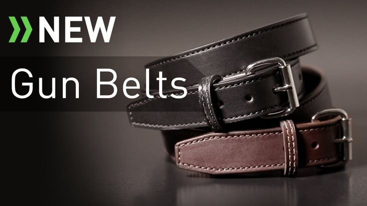 Save $15 per belt when you buy any holster plus our steel core gun belt!
