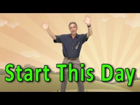 Start This Day | Start the Day Song | Good Morning Song | Jack Hartmann - YouTube