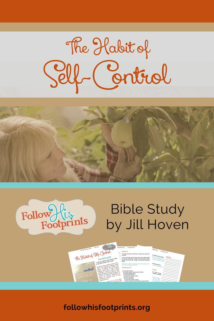Mark #10: Self-Control | Bible.org