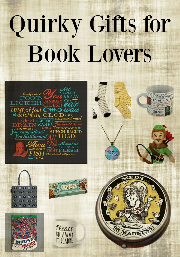 17 Best Images About Holiday Gifts For Book Lovers On