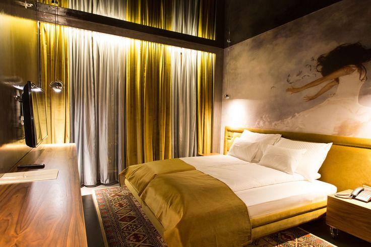 Hemera Hotel | Fabbian design by Virginia Kavraki