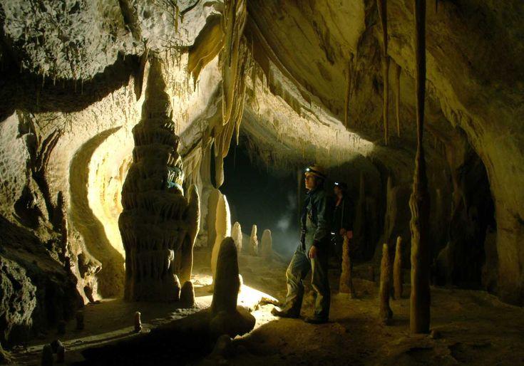 Topolnita Cave, Mehedinti County, Romania. The treasure Gallery