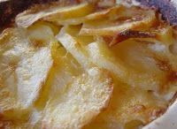 Easton Family Recipes: Scalloped Potatoes with Leeks and Slow-Cooked Onions