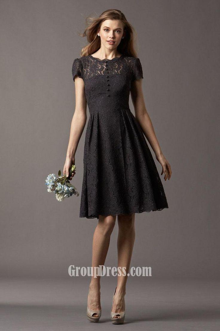 Black Tie Event Dresses - Modest black tie event dresses