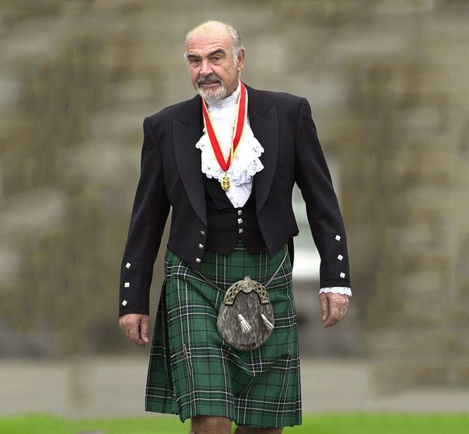 Icône de mode #3 : Sean Connery