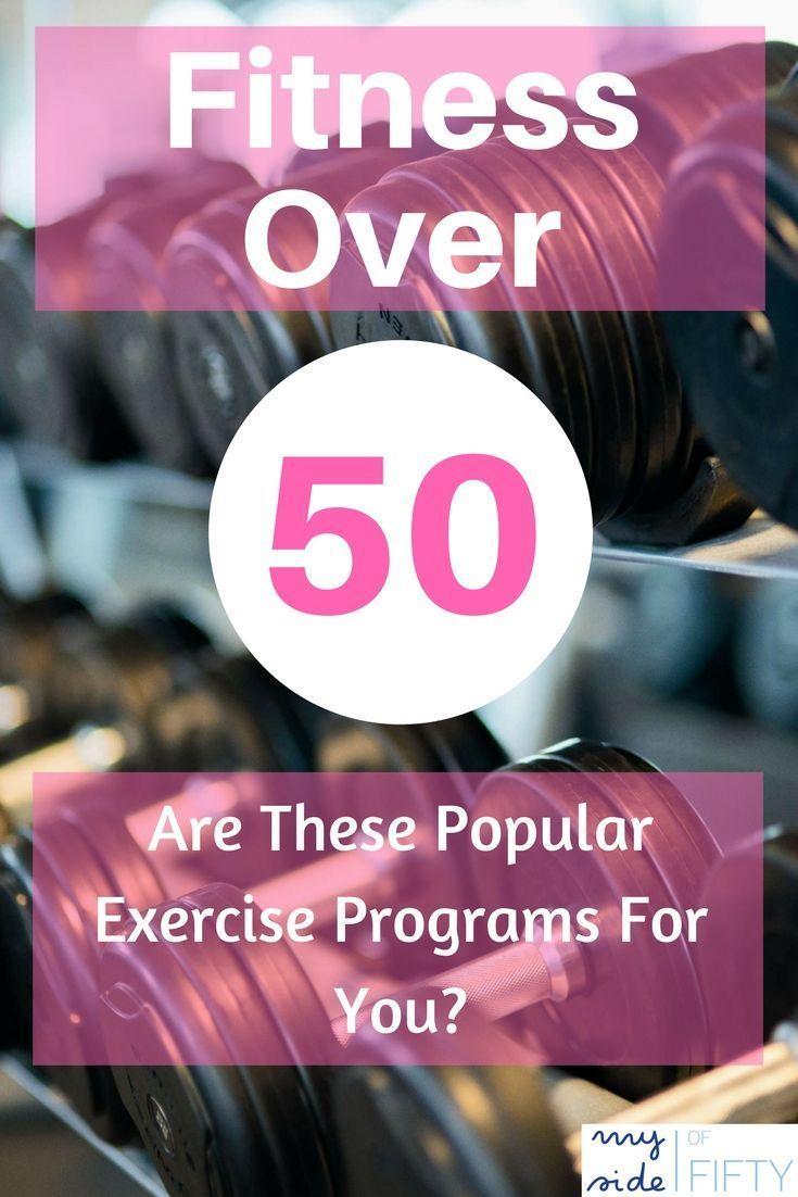 fitness assessment through despite women exposed to 50
