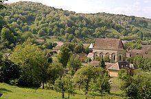 Dupuş, Biserica evaghelică fortificată, Foto: Hermann Fabini
