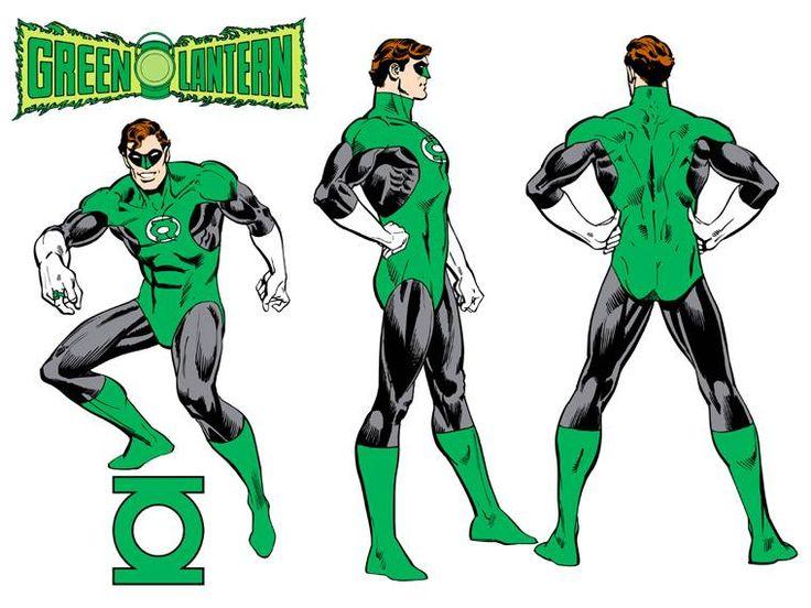 Green Lantern//José Luis García-López/G/ Comic Art Community GALLERY OF COMIC ART