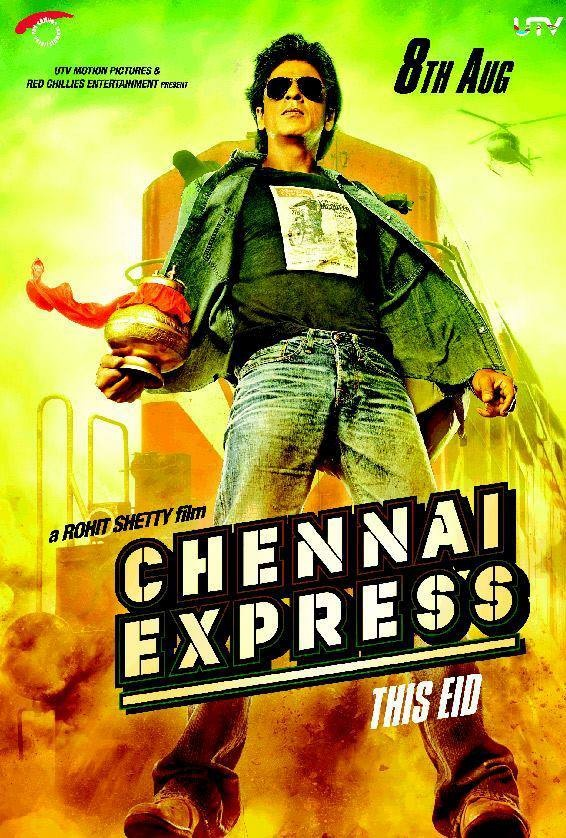 #ChennaiExpress