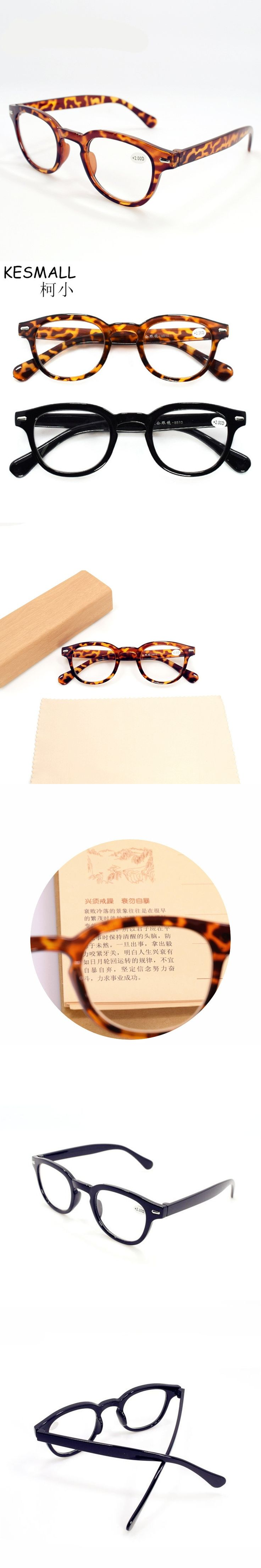 Fashion Reading Glasses Women Men Eyeglasses Black Leopard Frame Reader Glasses Oculos de Grau Old People Reading Glasses YJ798