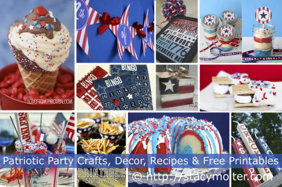 throwing a memorial day party